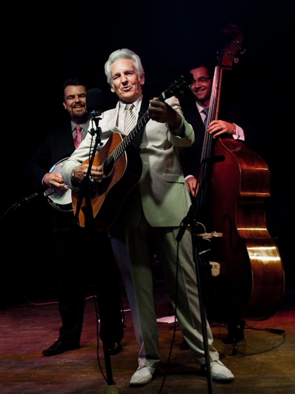 Del McCoury Band announces release of