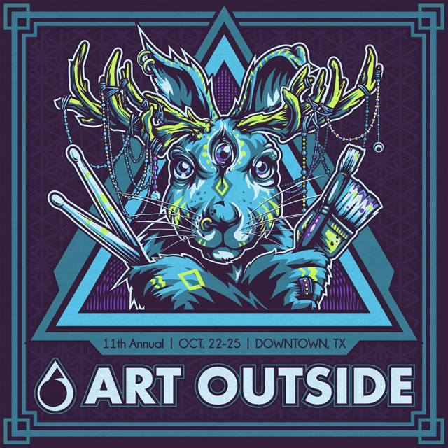 Get Ready for Art Outside 2015, a Fall Festival Not To Miss