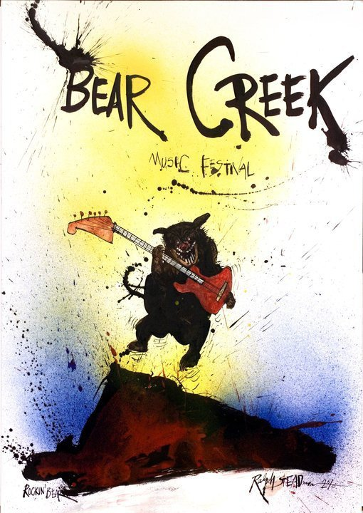 Bear Creek Music Festival Announces Another Round of Artists to Lineup