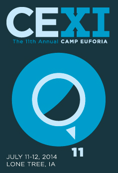 Camp Euforia XI July 11th & 12th  Giving Back, All the Way to 11
