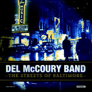 The Del McCoury Band release video for Streets of Baltimore