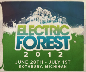 Electric Forest 2012: Sold Out Event Raises Money for Local Schools, Food for Local Pantries and Plenty of Good Times