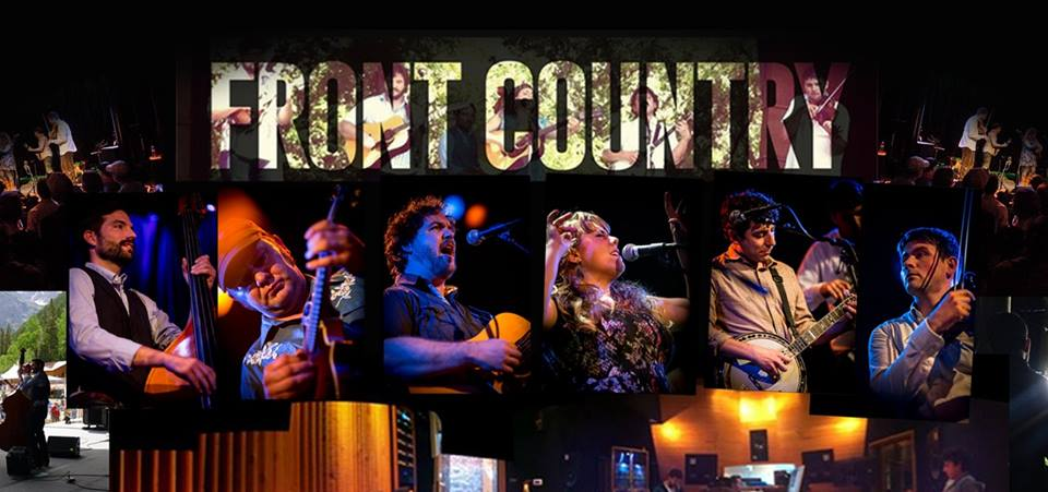 San Francisco Band Front Country Signs with Gold Mountain Entertainment