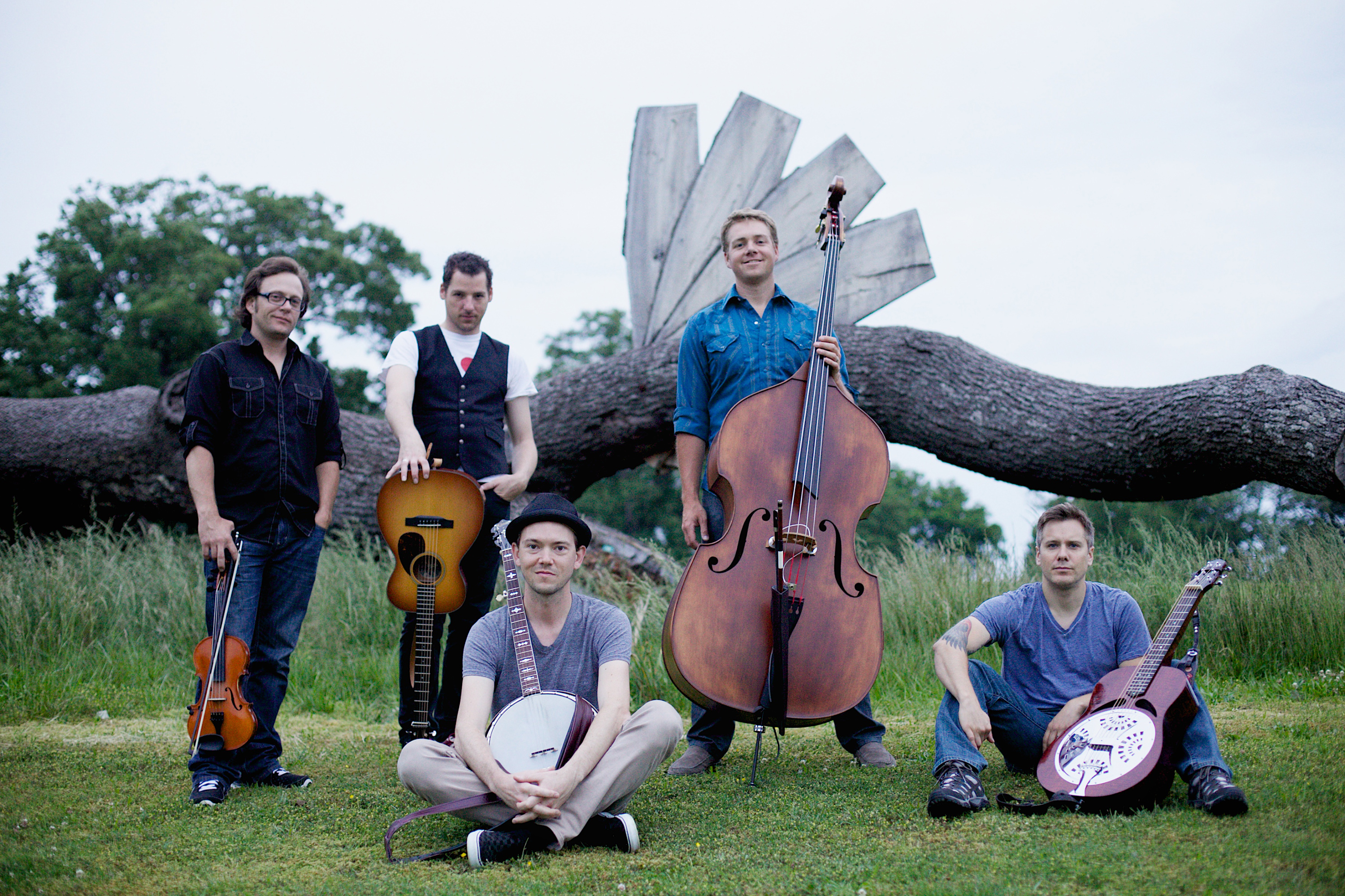 The Infamous Stringdusters Announce 2013 Ski Tour, Release Exclusive Video