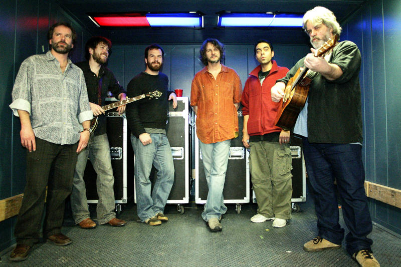 Leftover Salmon's 2011 'River Run'