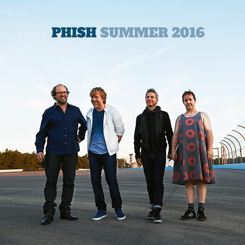 Phish Announce 2016 Summer Tour