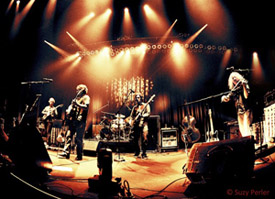 Railroad Earth and Bruce Hornsby Join Forces for Noise of Earth Tour