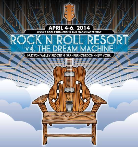 Rock n Roll Resort Announces Complete Lineup, adds Cabinet, Steve Kimock & More