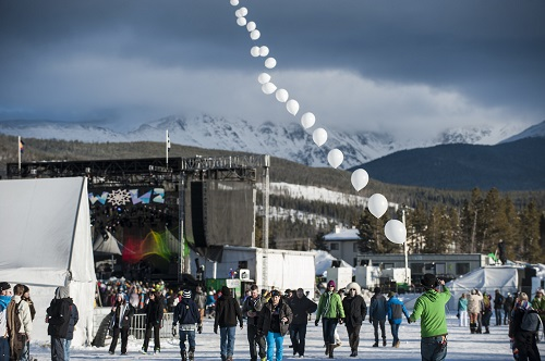 SnowBall Music Festival Announces Dates & Location for 2014 Festival