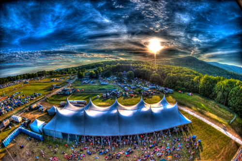 Wakarusa Announces Hotel Packages and Range of Ticketing Options