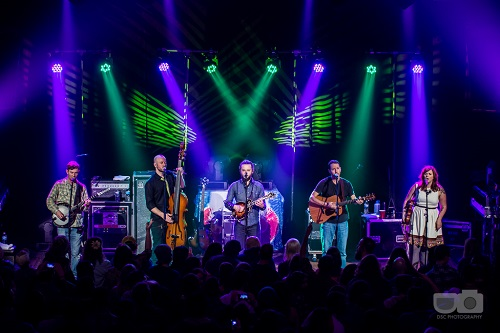 Yonder Mountain Sets Their Sights On the South with Dates in Texas and Louisiana This Weekend