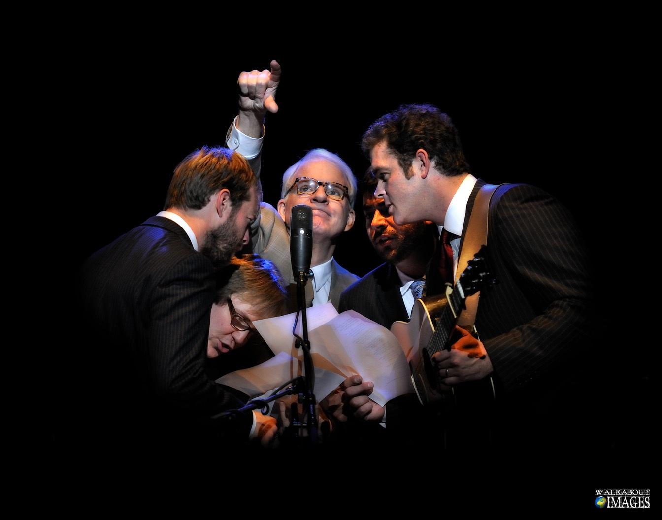 Steep Canyon Rangers Join Steve Martin on New Album