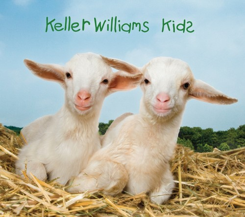 Keller Williams' first ever kids album, Kids, hits streets today