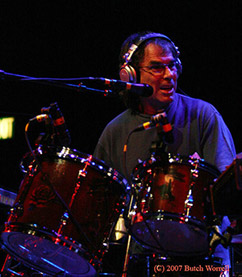 Mickey Hart Discusses Sounds from Space