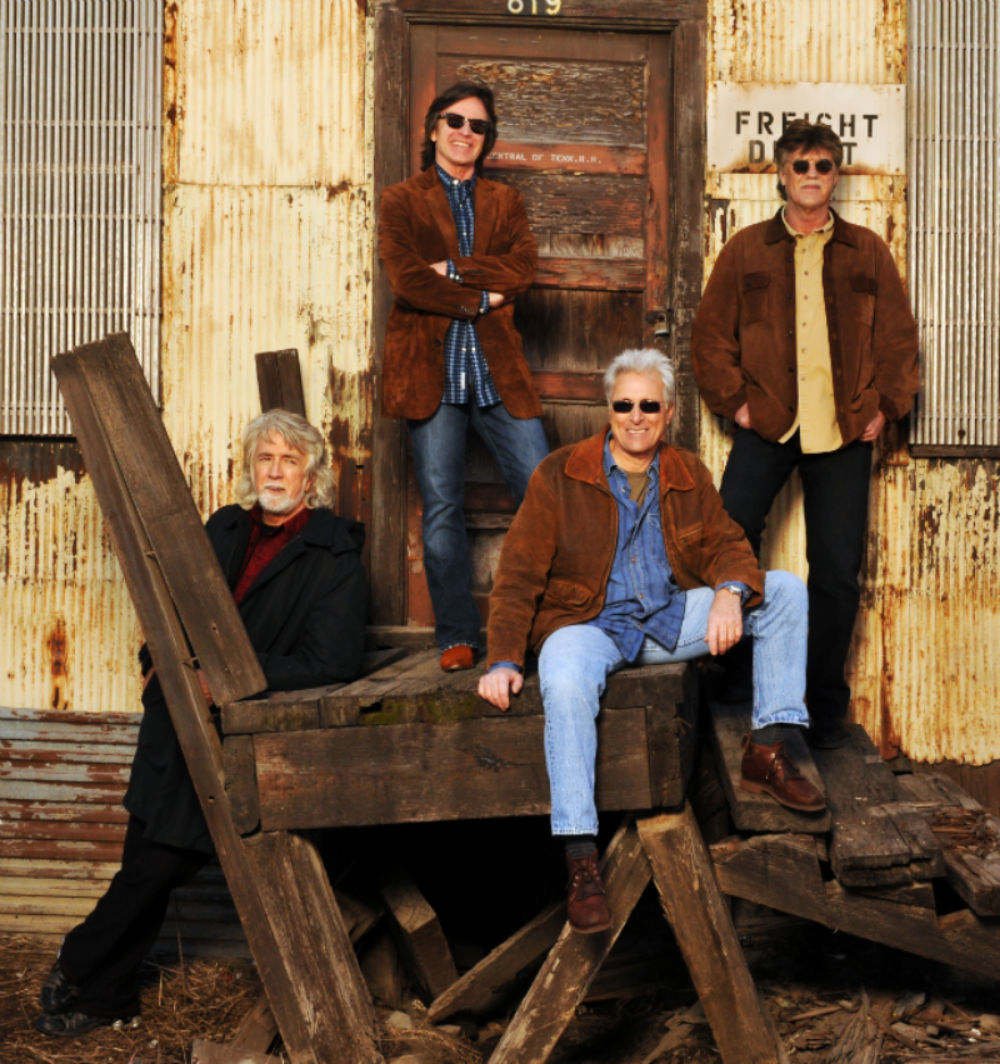 The Nitty Gritty Dirt Band Celebrates First Gold Digital Certification