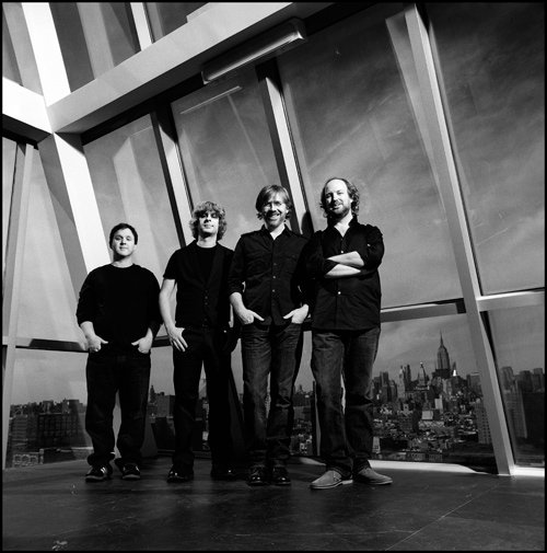 Phish Announce 2011-2012 New Year's Run At Madison Square Garden