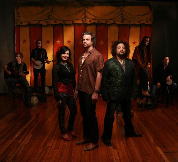 Rusted Root is coming to The Pullo Center!