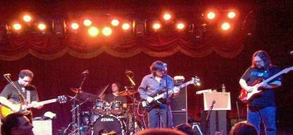 Zen Tricksters Reunion at the Brooklyn Bowl January 22, 2014
